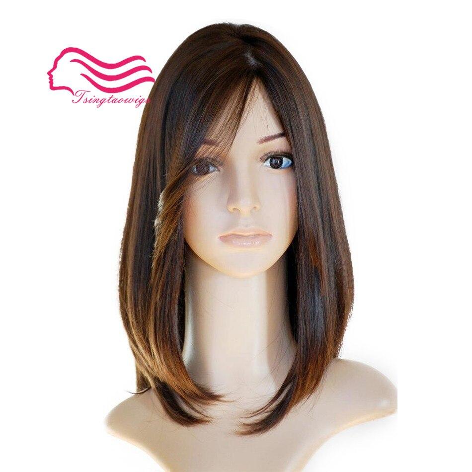 Tsingtaoiwgs Meilleurs Européenne vierge cheveux 9A non transformés cheveux perruque juive, top en soie casher perruque Meilleur Sheitels livraison gratuite