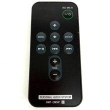 Télécommande dorigine pour SONY RMT CM5iP système AUDIO personnel RDP M7iP RDP M7iPBLK RDP XA700iP RDPXA700iP Fernbedienung