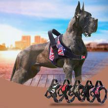 Soft Adjustable Medium Large Dog Chest Strap Vest Walking Harness Pet Supplies