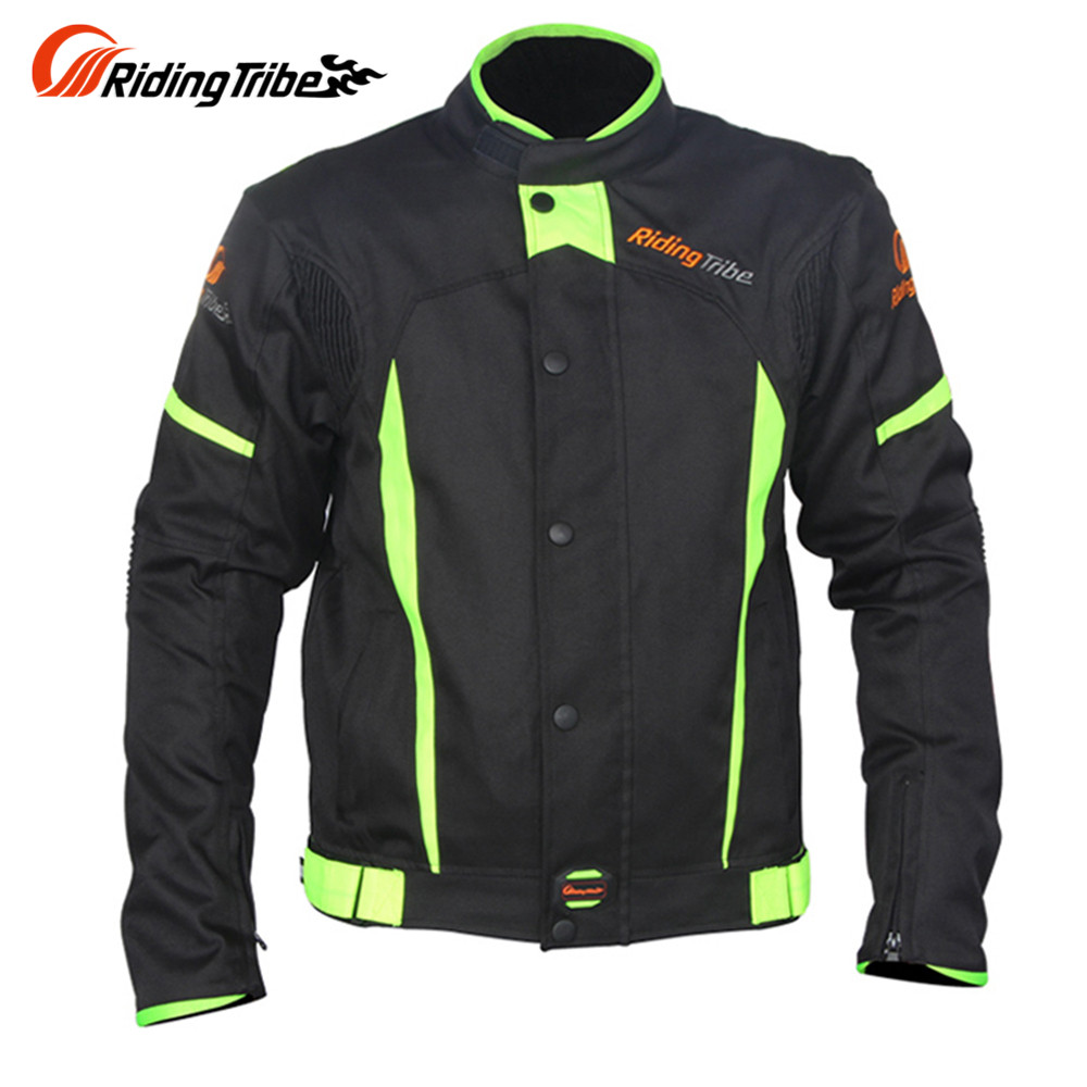 Riding Tribe Winter Waterproof  Motorcycle Riding Racing Body Protective Jacket Motorcycle Protector Motocross Gear riding tribe men s motorcycle bikes slimming protective armor jackets motocross breathable cycling suits clothes with 6 pads