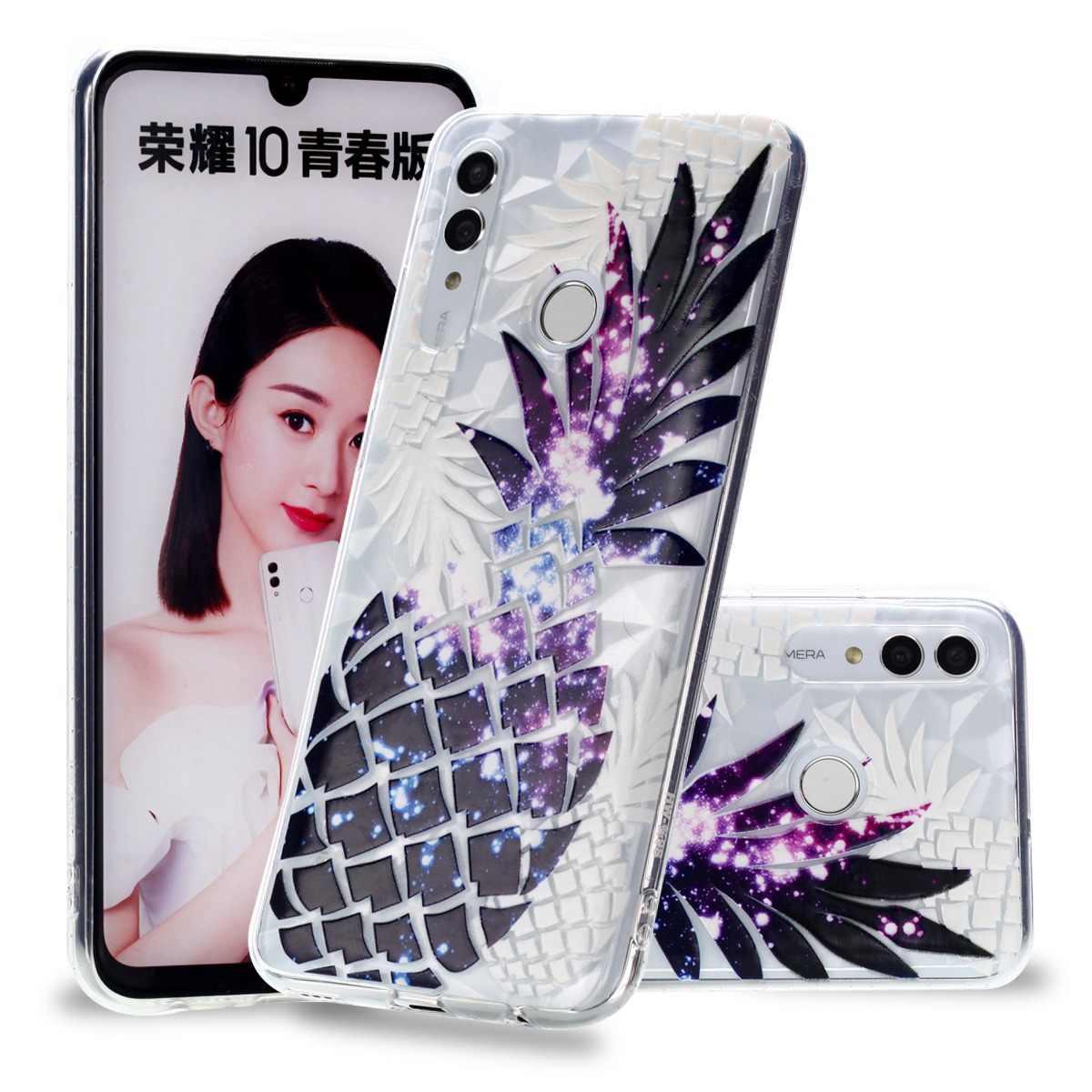 Funda para Huawei Honor 10i/P Smart Plus 2019 suave TPU funda de silicona para Huawei Honor10i/PSmart Plus /bolsa de fundas P SmartPlus SmartP
