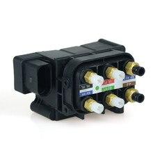 Für A6 AUDI A6/AVANT A7 AUDI A7 SPORTBACK 2011 2014 Luftfederung Magnetventil Block 7L8616007A 4H0616013