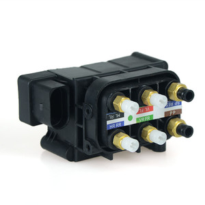 Image 1 - Für A6 AUDI A6/AVANT A7 AUDI A7 SPORTBACK 2011 2014 Luftfederung Magnetventil Block 7L8616007A 4H0616013