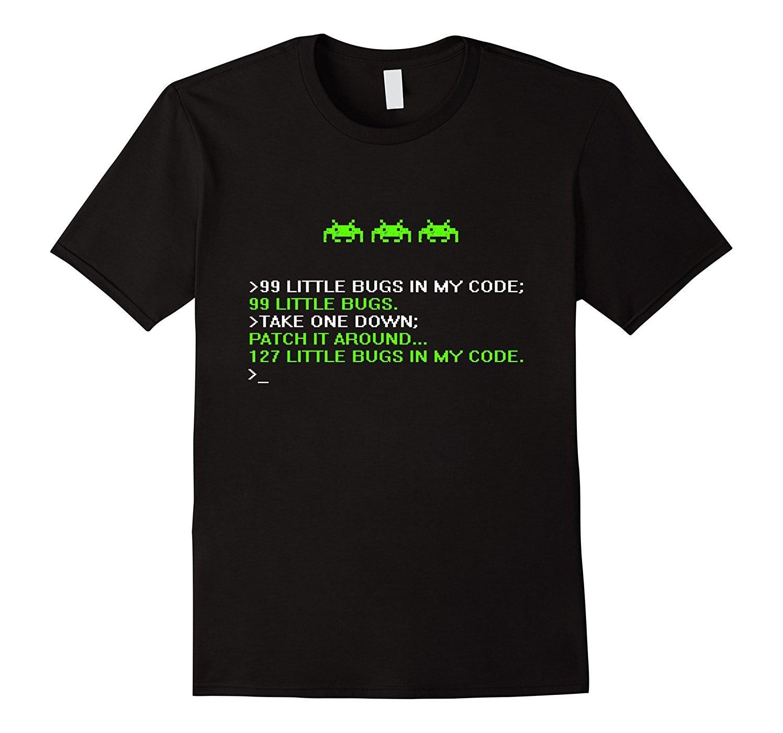 Debugger Funny Shirt - Programmer - Coding - Hacker Print T-Shirt Men Summer Style Print T Shirt Summer Style Hot