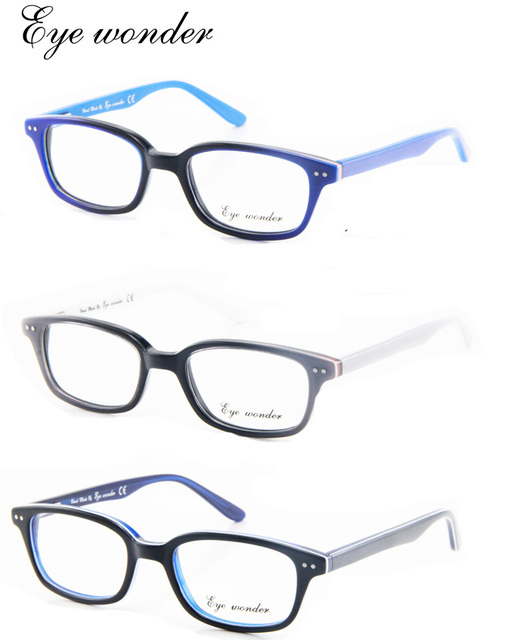 624669cb0b9 EYE WONDER Wholesale Kids Glasses Accessories Fashion Baby Frames Boys  Glasses Frames Girls Acetate Eyeglasses