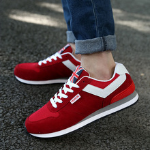 IPCCM 2018 Spring And Autumn New Fashion Men's Mesh shoes Youth Korean Casual Men's Shoes