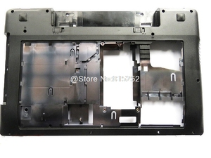 Laptop Bottom Case For Lenovo For IdeaPad Z580 Z585 3ALZ3BALV00 90200637 Touchpad TM-01800-001 Lower Case Cover New(China)