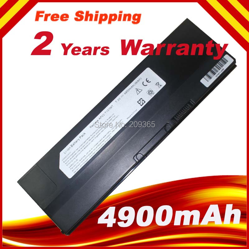 New 7.3V 4900mah Laptop Battery for Asus Eee PC T101 T101MT AP22-T101MT 90-0A1Q2B1000Q 90-OA1Q2B1000Q Free shipping new original kyocera 2bj01090 engine pcb ass y pwb main for km 4030 3530 2530 4031 page 5