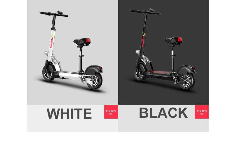 HTB1fvoPmMn.PuJjSZFkq6A lpXaO - 10inch electric scooter 48V lithium battery electric bicycle 500w high speed 100km range sctooer  max speed 45-50km/h