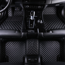 HLFNTF Custom car floor mats For mazda all model mazda 3 5 6 8 CX-4 CX-5 CX-7 CX-9 atenza Tribute car accessories car stying цены