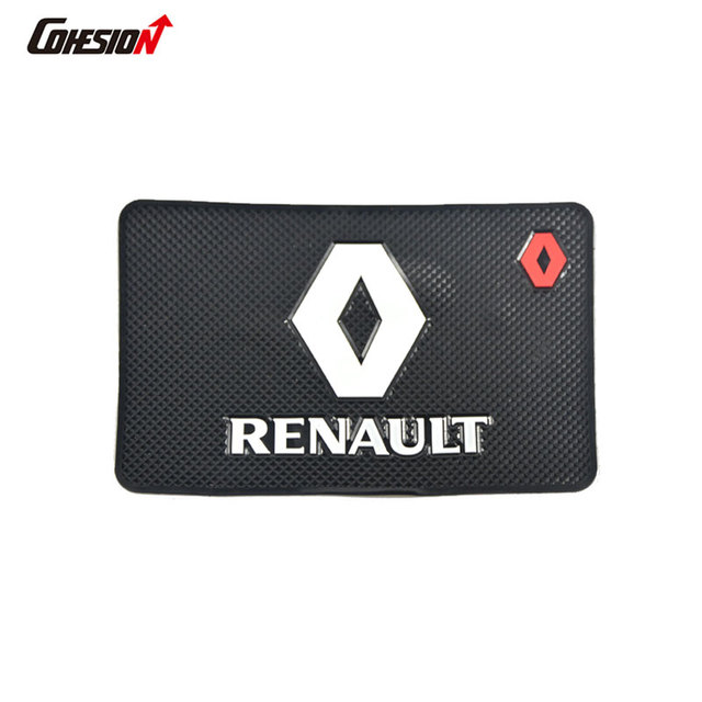 Car-styling new style mat Interior accessories case for Renault megane 2 3 duster logan clio laguna 2 captur car styling