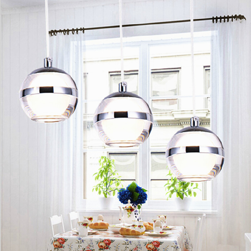 modern fashion brief acryl led 1/3/5/6 heads pendant light for dining room living room AC 85-265V 1019 modern fashion luxurious rectangle k9 crystal led e14 e12 6 heads pendant light for living room dining room bar deco 2239