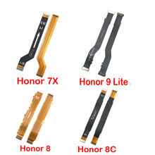 Main Board Motherboard Connector Board Flex Cable For Huawei Honor 8 9 10 Lite 5C 5X 6x 7X 8X MAX 8A 8C P Smart Y7 2017 Y9 2019(China)