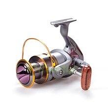 Free Shipping New Big Game 9+1 BB Spinning Fishing Reel HD8000 4.1:1 Sea Saltwater Yoshikawa