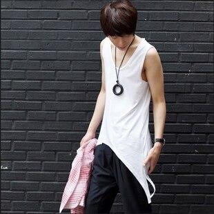 2016 metų vasaros stiliaus netaisyklingos apkarpytos vyriškos bako - Vyriški drabužiai - Nuotrauka 1