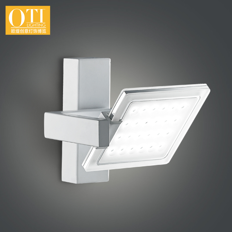 Oti Lighting Wall Lamp Creative Led Light Living Room Bedroom Hallway Modern Simple With Switch Rotatable Lights In Lamps From