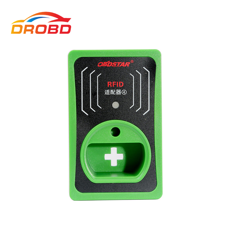 OBDSTAR Chip Reader Immo RFID Adapter for V-W/Audi/Skoda/Seat Gen Suitfor Key Master DP/X300 DP/Key Master/X300 Pro3/X100 Pro original obdstar f101 for toyota immo g reset tool support g chip all key lost free update via tf card f101 obdstar free ship