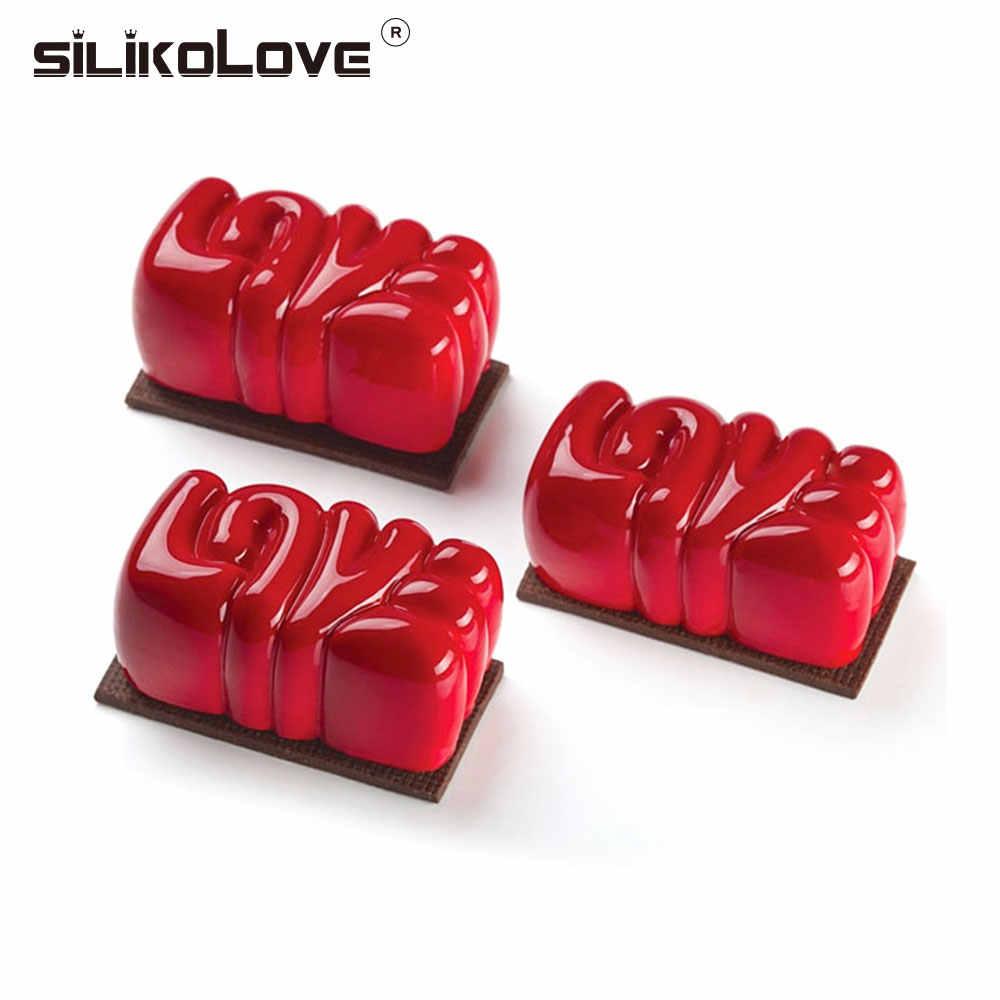 6 Cavity แมลงโบว์รูปแบบรูปร่างซิลิโคนแม่พิมพ์เค้ก 3D Mousse เค้กตกแต่งเครื่องมือเบเกอรี่ Diy Bakeware ขนมหวานแม่พิมพ์