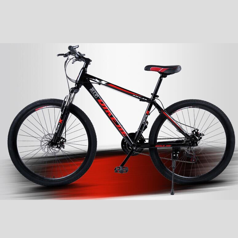 Mountain Biking Adult Sports Cross-country Variable Speed Bicycle Oil Pressure Disc Brake Dual Shock Mountain Bike