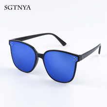 2019 European and American fashion sunglasses men women trend brand designer outdoor glasses