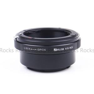 Image 2 - Pixco AI G NEX, Lens Adapter Suit For Nikon F Mount G Lens to Suit for Sony E Mount NEX Camera
