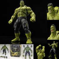 Figuarts Avengers 4 Unendlichkeit Krieg HULK PVC Action Figure Sammeln Modell Spielzeug Geschenk Puppe