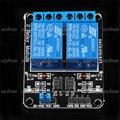 2 NOVO Canal 5 V 2-Channel Módulo de Relé Protetor Para Arduino ARM PIC AVR DSP Eletrônico Com Optoacoplador 2 pçs/lote