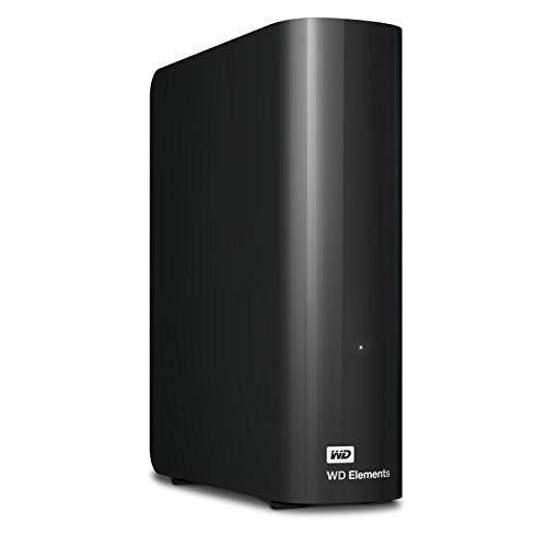 Western Digital 3 TB 4 TB 6 TB 8 TB 10 TB elementos disco duro de escritorio USB 3,0 disco duro externo 4 tb WDBWLG0080HBK-NESN