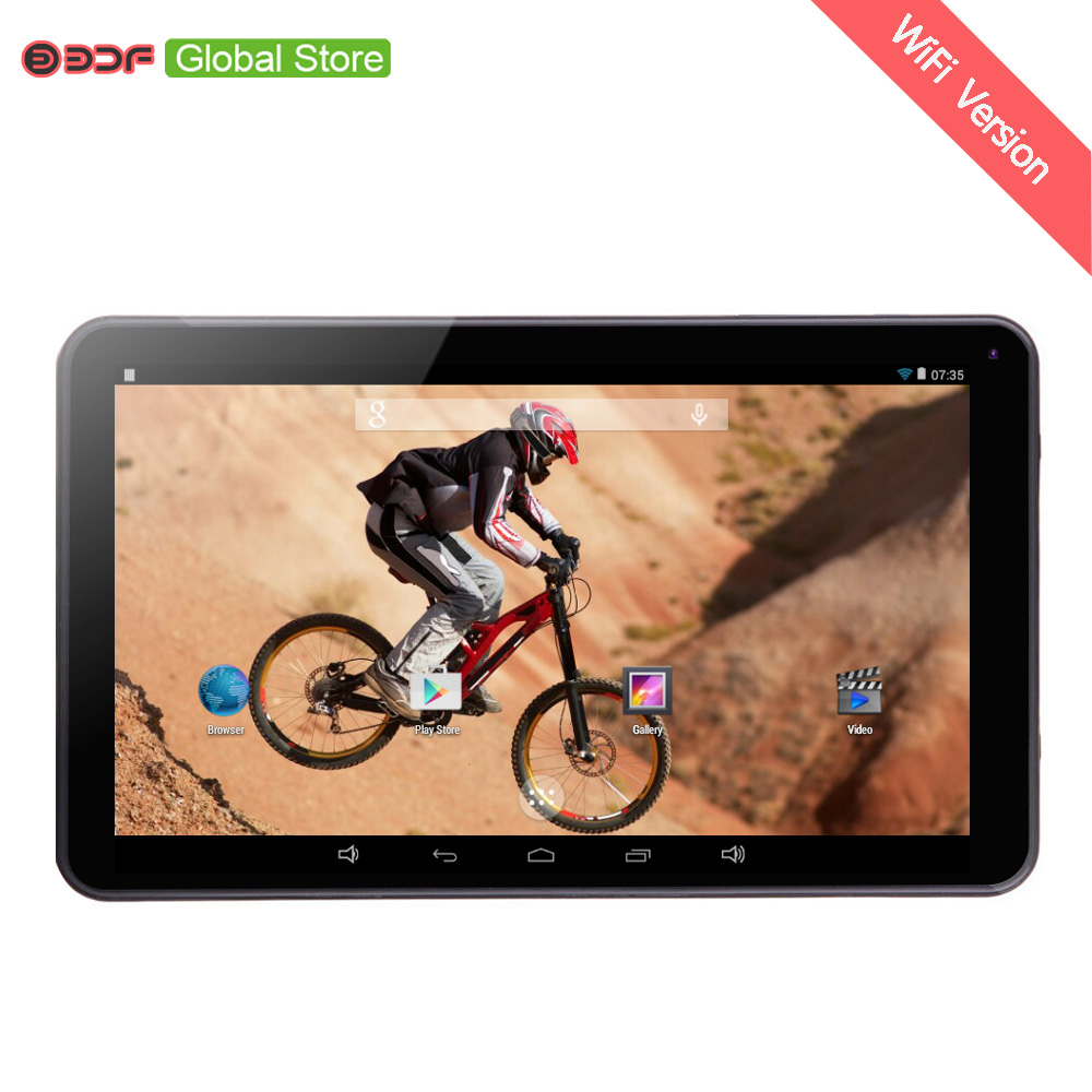 9 Inch Android Tablets Pc WiFi Version Tablet Pad Pc Quad Core 8GB Storage Cheap And Simple Gift For Kids Free Shipping