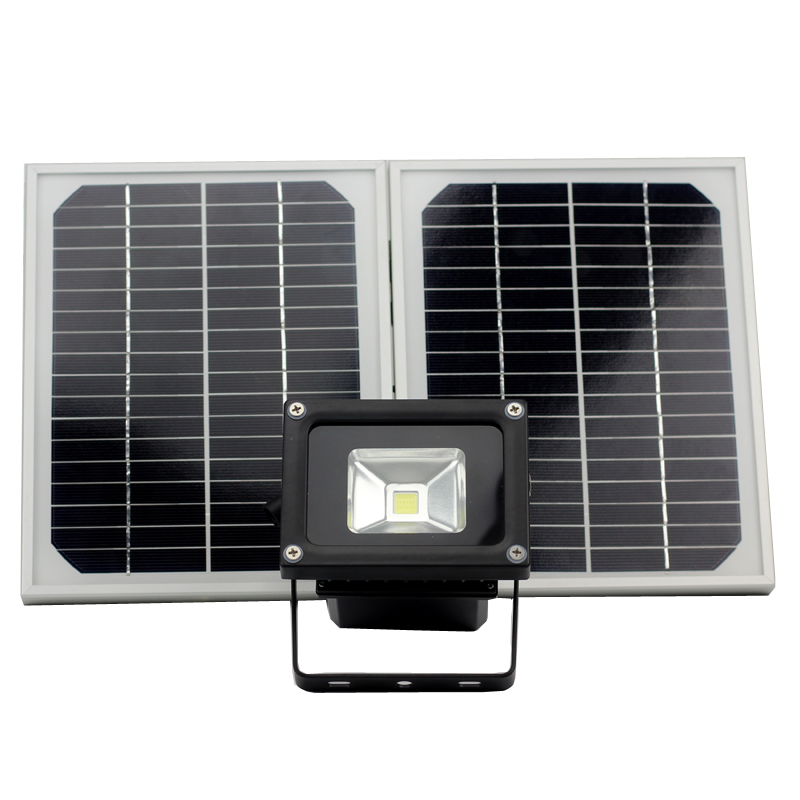 Solar Light Solar Flood Taman Lawn Landscape Lamp Outerdoor Indoor menggunakan baterai Lithium Ip65 tahan air