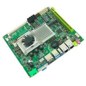 Image 1 - La scheda madre industriale Intel di vendita calda supporta il processore Intel Core I3/I5/I7 integrato 2 * scheda madre mini itx LAN