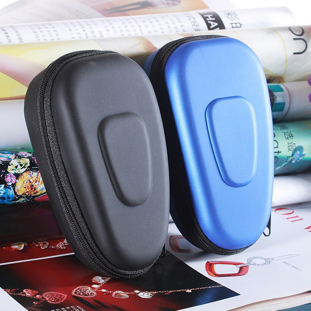 Men Portable Electric Shaver Holder Case Rechargeable Razor Holder Box Travel Organizer Fits For PQ190  PQ182  PQ206