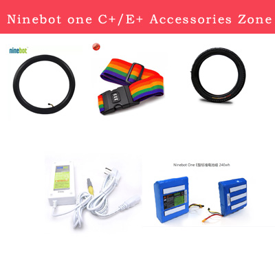 Ninebot ONE c/c+/e/e+ All model parts,Accessories Electric unicycle,shell,Lampshade,Battery,kickstand,Charger, controller,pedal