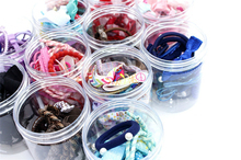 Free shipping 20pcs 2017 New Fashion Elastic Hairband Women Hair Accessories Girls Bands Children Knot Rope Hair Tips on sale