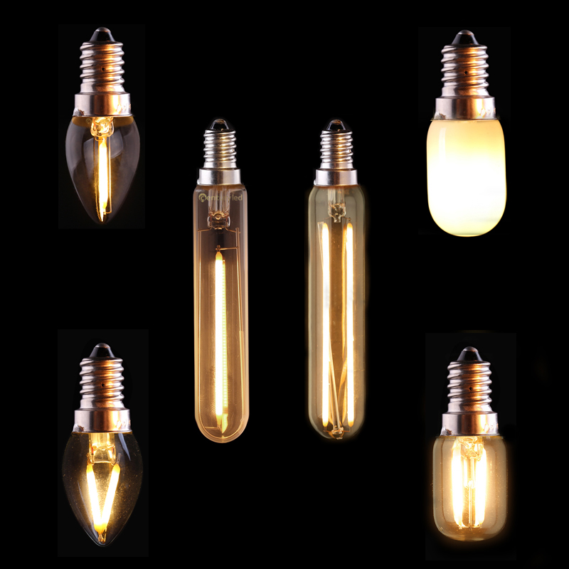 5pcs/lot <font><b>led</b></font> <font><b>bulb</b></font> g9 <font><b>led</b></font>,<font><b>1W</b></font> 2W, E12 e14 <font><b>led</b></font> ,Super Warm 2200K <font><b>LED</b></font> Filament <font><b>Bulb</b></font>,Warm White 2700K,Dimmable wedding decoration image