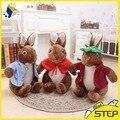 Envío Libre Multisize Super Lindo Peter Conejo de Conejito de Peluche de Juguete Suave Muñeca Bebé Juguetes Regalos Preciosos para la Infancia ST384