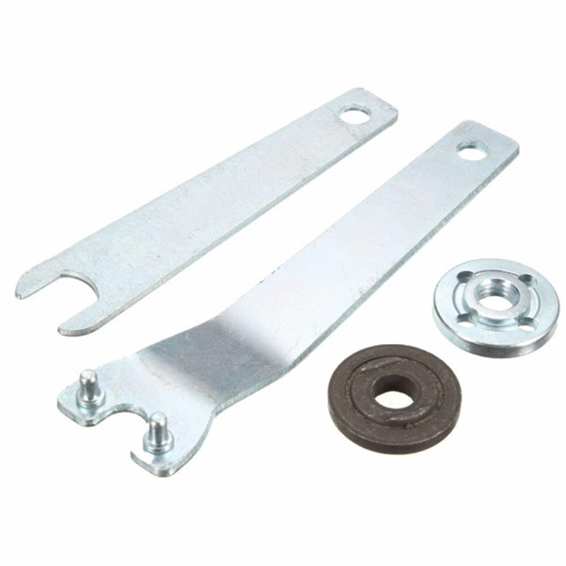 Grinder Wrench Spanner Flange Lock Nut Metal Tools For Milwaukee Makita Parts