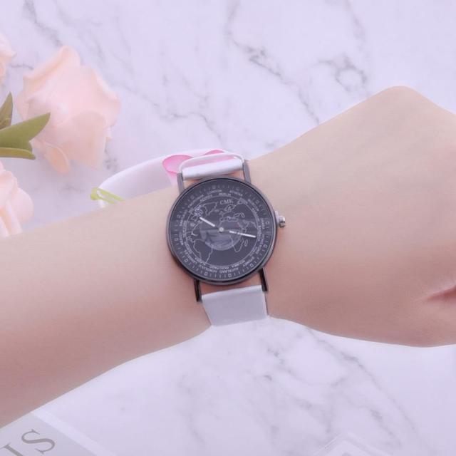 עסקים אופנתי יפה נשים של שעון קוורץ פשוט נירוסטה שעון 2018 מזכרות טמפרמנט גבירותיי שעוני יד # D