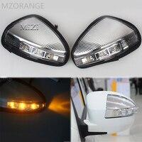 MZORANGE 1 2 Piece Rearview Mirror Turn Signal Light Side Lamp For LIFAN X60 Steering Lamp
