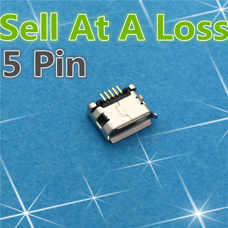 10pcs G21 Micro USB 5pin DIP Female Connector For Mobile Phone Mini USB Charging Socket Curly Mouth High Quality Sell At A Loss 5pcs g46 usb 3 0 a type female socket connector for high speed data transmission high quality sell at a loss usa belarus ukraine
