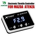 Potente Reforço Acelerador Acelerador Eletrônico velocidade do carro Controlador de Corrida Para MAZDA ATENZA Peças Tuning Acessório