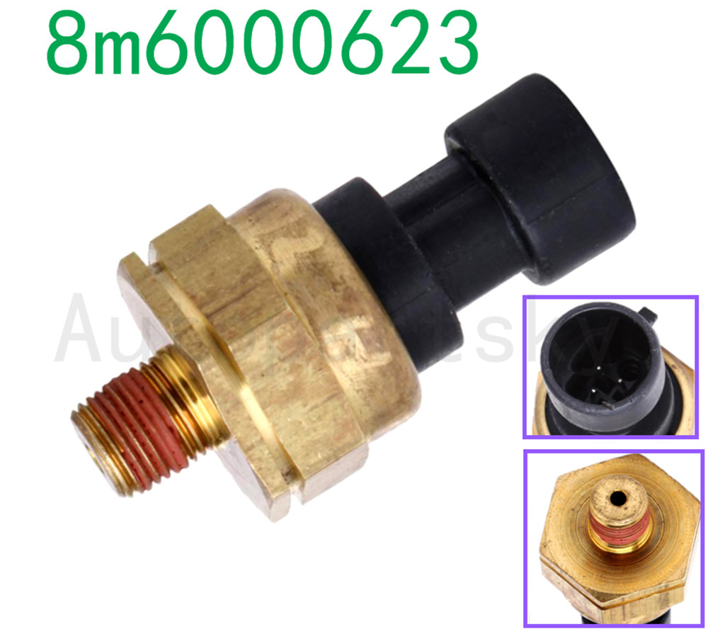 Water Pressure Sensor Switch Part for Mercury Mercruiser 8M6000623 8818790