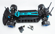 HSP 94123PRO empty version (frame) 1/10 Scale Electric Power Drift Off-Road Drifting Rc Car empty frame Upgraded