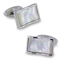 SPARTA White Gold Electroplated + Sea Shells cufflinks men's Cuff Links + Free Shipping !!! High quality metal cufflinks