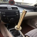 Fashional Cool  Interor Accesseries Ninja Katana Hilt  Samurai Sword Handle Gear Shift Knob Most Vehicles Without Gear Lock