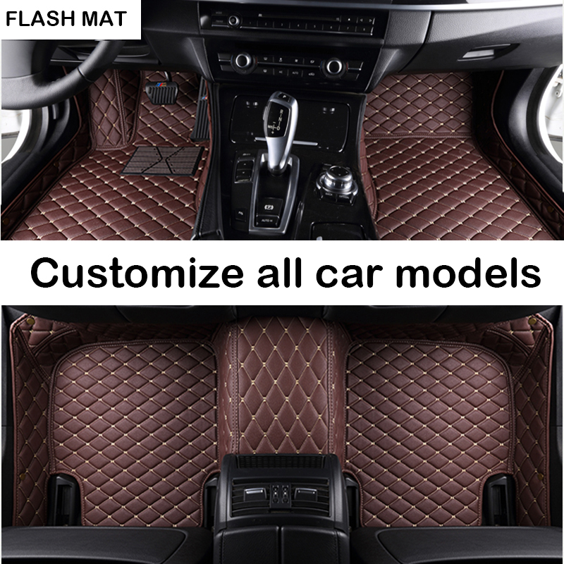 car floor mats for HUMMER all models HUMMER H2 HUMMER H3 auto accessories car mats rastar 1 27 hummer h2 черный 28500
