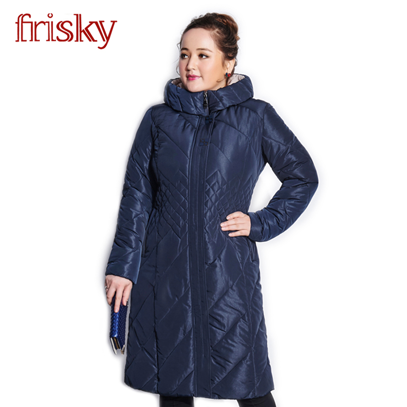 2017 Frisky High quality Women's Winter Coat Jackets Thick ...