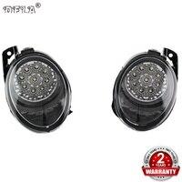 Car LED Light For VW Passat B6 2006 2007 2008 2009 2010 2011 Car styling High Quality 9 LED Fog Lamp Fog Light