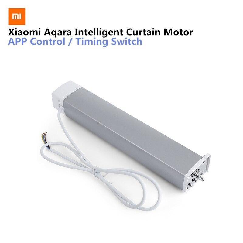 Xiao mi Aqara rideau contrôleur Intelligent Intelligent rideau moteur ZiGBee Version Smart Home mi maison Smarphone APP télécommande