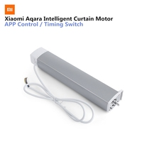 Xiaomi Aqara Intelligent Smart Curtain Motor ZiGBee Version Wifi xiaomi Smart Home Device Mi Home Smarphone APP Remote Control